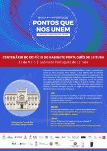 Bahia-Portugal: pontos que nos unem inicia comemorações para o 10 de junho
